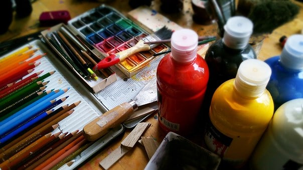 Acrylic Paint: Pros And Cons Of Using It