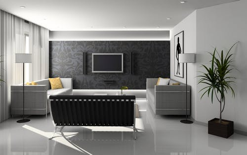 Wallpapers You Can Choose From For Elegant Interior Decoration