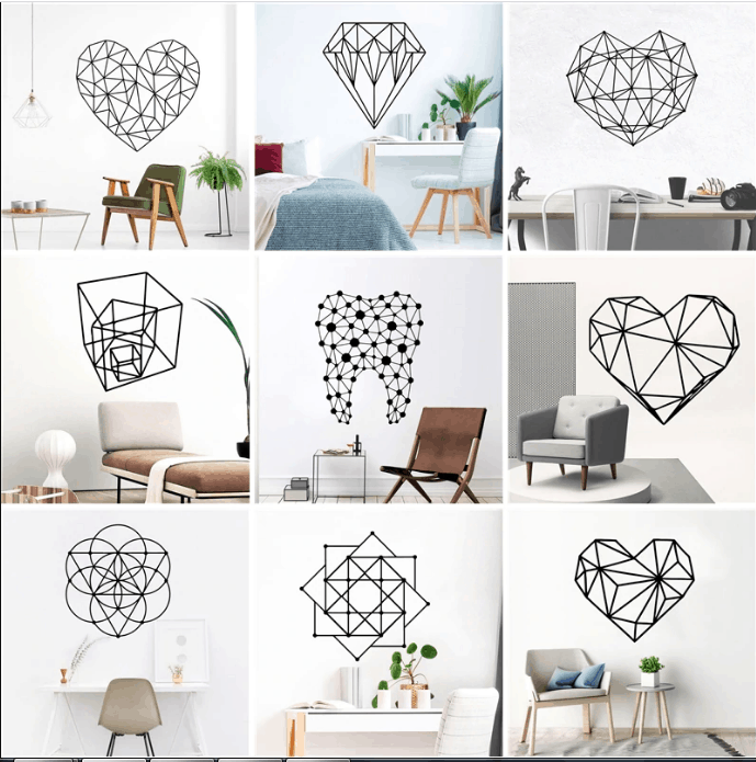 Vinyl Wall Sticker To Make Your Home Artistic
