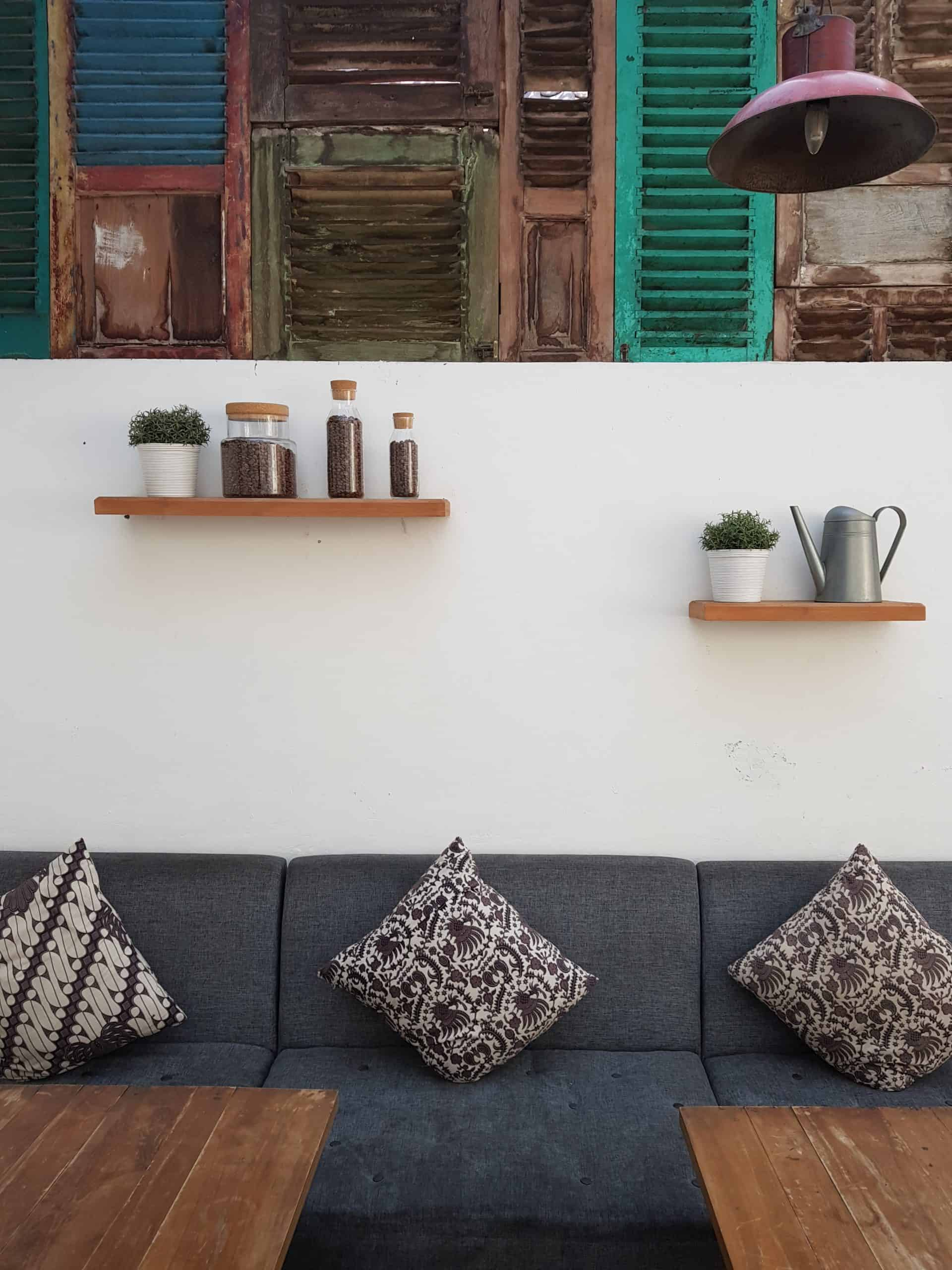How One Can Decorate The Home With Local Design