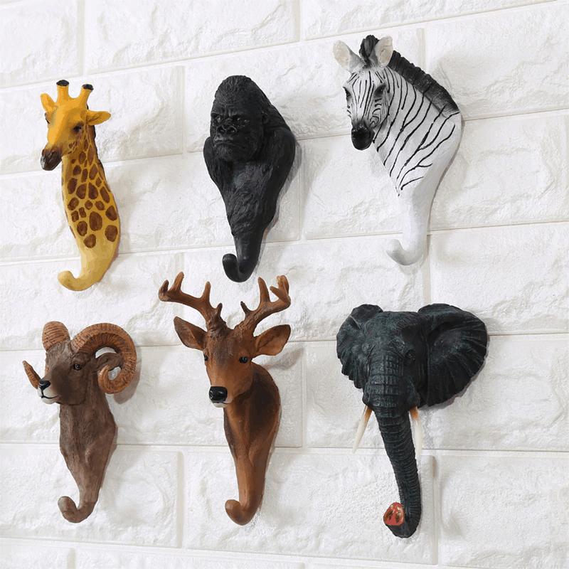 Creative Animal Wall Decor