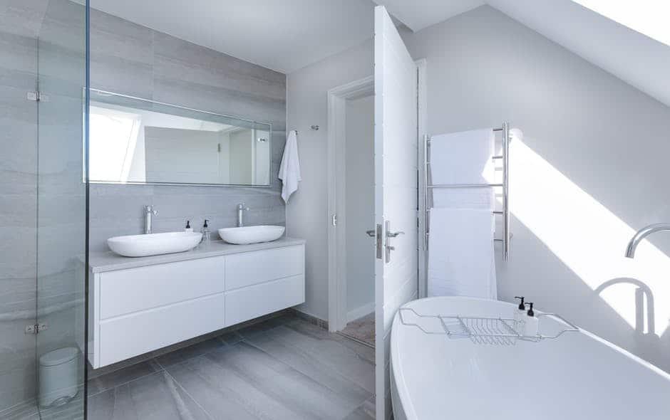 Perfect Plan For Bathroom Interior