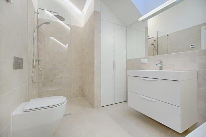 Lighting Effects for Bathroom Interior